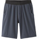 Prana M's Super Mojo Shorts Coal